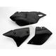 Black Side Panels - 2043350001
