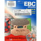 Double-H Sintered Metal Brake Pads - FA86HH