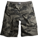 Charcoal Camo Slambozo Shorts