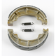 Sintered Metal Grooved Brake Shoes - 307G