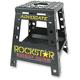 Matte Black Powder-Coat Advocate MX Rockstar MX Stand - 94-6012