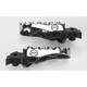 Hybrid Footpegs with 1/2 in. Offset - 1620-0767