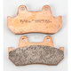 Double-H Sintered Metal Brake Pads - FA69HH