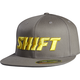 Graphite Word Hat