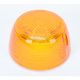 Replacement Amber Turn Signal Lens - 25-1040