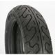 Front S11 Spitfire 150/80H-16 Blackwall Tire - 001369
