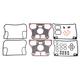 Rubber Rocker Box Gasket Set - 17042-92