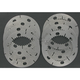 Steel Clutch Plate Kit - 1131-0445