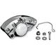 Chrome Brake Caliper - 1701-0177