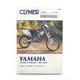 Yamaha Repair Manual - M406
