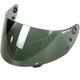 Dark Smoke Fog-Free Con Optics Shield for Airmada/Airframe Pro Helmets - 0130-0478