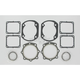 2 Cylinder Full Top Engine Gasket Set - 710168
