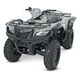 ATV Black Fender Flares - 49302-20