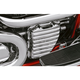 Chrome Nostalgia Cam Cover - 0177-2001-CH
