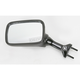 Black OEM-Style Replacement Rectangular Mirrors - 20-29692