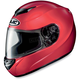 Candy Red Metallic CS-R2 Helmet