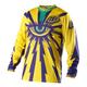 Yellow/Purple Grand Prix Cyclops Jersey