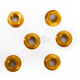 Gold Aluminum Sprocket Nut for Ducati 6-Bolt Hubs - DSN6GD