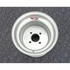 Large Bell Steel Wheel - 02310018