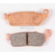 Double-H Sintered Metal Brake Pads - FA196HH