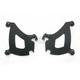 Black Mounting Plate Only Hardware for Bullet Fairing - 2321-0202