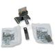 Frame Mount Kit for EZ Glide Backrest - 0822-0163