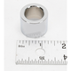 .891 in. Wide Chrome Outer Axle Spacer - DS-223037