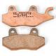 Standard Sintered Metal Brake Pads - DP411