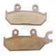 Standard Front Left Brake Pads - DP545