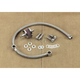 Braided Hose Crankcase Breather Kit For Customs - DS-289118