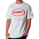White/Red Classic Don T-Shirt