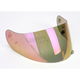 HJ-09 RST Pink Mirrored Shield for HJC and Joe Rocket Helmets - 19-009