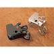 Chrome Clutch Lever Bracket - DS-290689