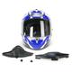 Blue FS-10 Fossil Helmet