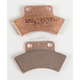 Long-life Sintered R-Series Brake Pads - FA232R