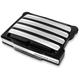 Contrast Cut Drive Style Rocker Box Cover - 0177-2037-BM