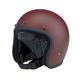Flat Primer Red Bonanza Helmet