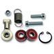 Rear Brake Pedal Rebuild Kit - 1610-0279