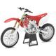 Honda CR250R 2012 1:12 Scale Die-Cast Dirt Bike - 57463