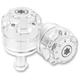 Chrome Preload Fork Adjuster - 0208-2062-CH