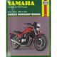 Motorcycle Repair Manual - 738