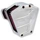 Chrome Scallop Air Cleaner - 0206-2085-CH