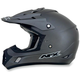 Youth Frost Gray FX-17Y Helmet