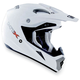 White MT-X Helmet