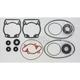 2 Cylinder Complete Engine Gasket Set - 711163A
