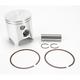 Pro-Lite Piston Assembly - 66.4mm Bore - 723M06640