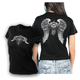 Womens Asphalt Angel T-Shirt