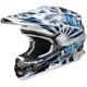 Blue/Black TC-2 Dissent VFX-W Helmet