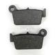 Qualifier Brake Pads - 1720-0227