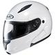 CL-Max II White Modular Helmet